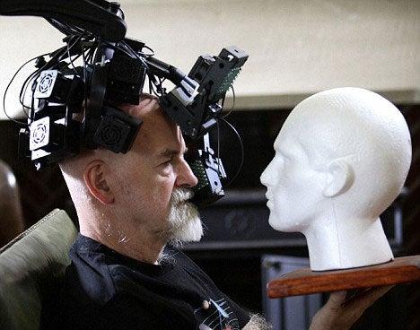 Let's Hope Terry Pratchett's Brain Helmet Works
