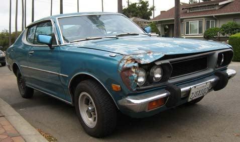 1973 Datsun 610