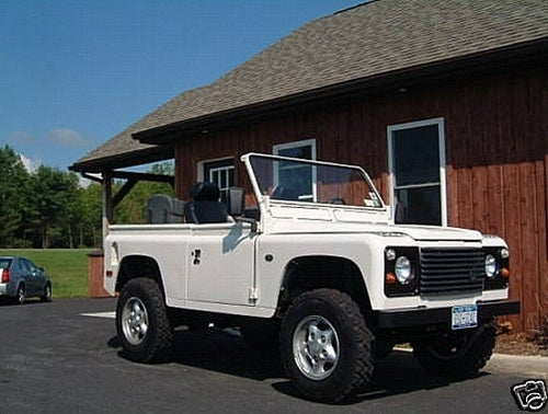 """""""1969"""" Land Rover for a Defensible $11,999!"""