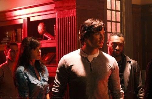 Smallville Pandora