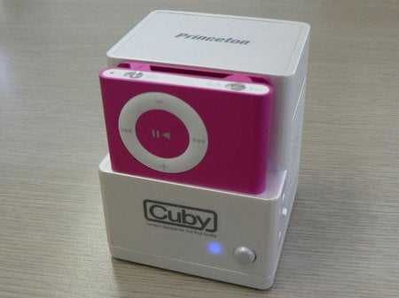 Princeton Cuby gives the iPod Shuffle a Voice
