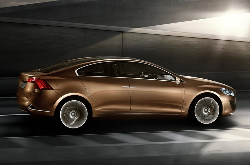 Volvo S60 Concept: A Preview Of The 2010 Volvo S60