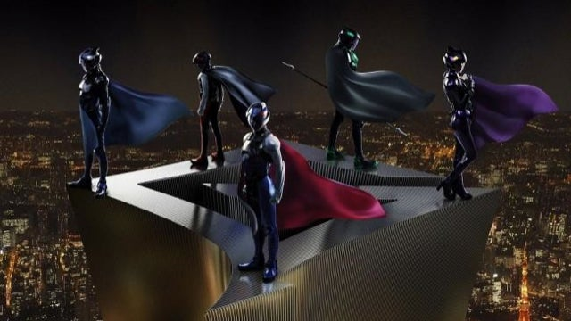 These Superhero Suits Cost US$200,000