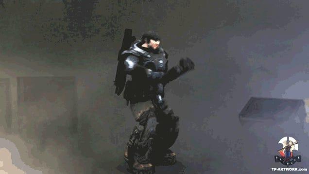 Shake That Ass, Marcus Fenix. Shake It Like There's No Tomorrow.