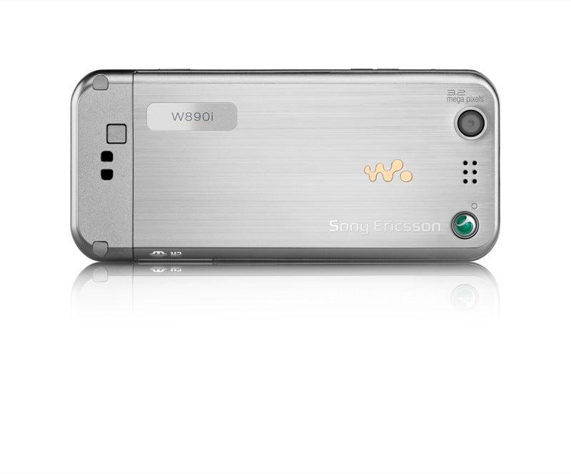 Sony Ericsson Updates Walkman Phone Line With W890 and W380