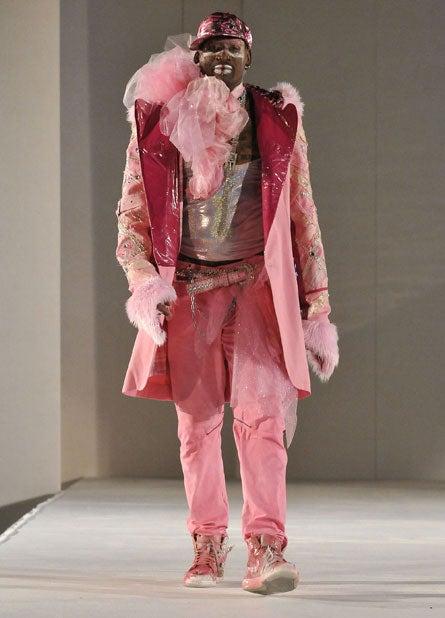 Dennis Rodman, In The Pink