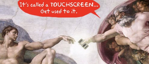 Giz Explains: The Magic Behind Touchscreens