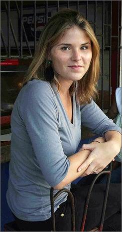 Jenna Bush, The Next Dave Eggers?