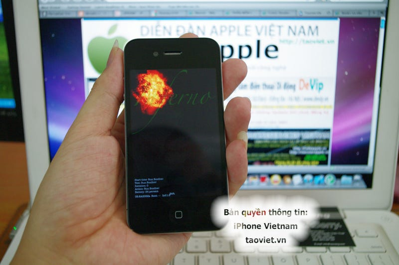 New Lost iPhone 4