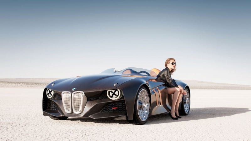 BMW 328 Hommage Concept: Retro, Sexy, Cool