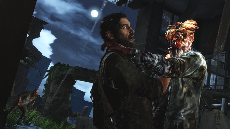 The Last Of Us' Infected Enemies Are Fast, Fungal and Damn Frightening to Look at