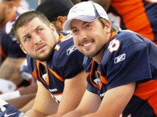 Kyle Orton Will Never Back Up Tim Tebow