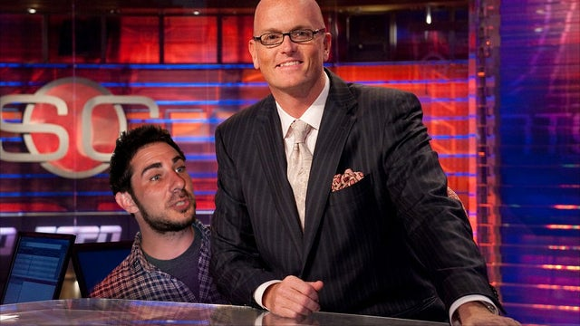 "ESPN's Scott Van Pelt Sends His Regards To A.J. Daulerio, The Guy Who Called Him A ""Classic Power Bottom"""