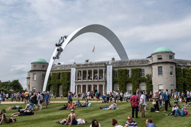 Watch The Goodwood Festival Of Speed Live Right Here