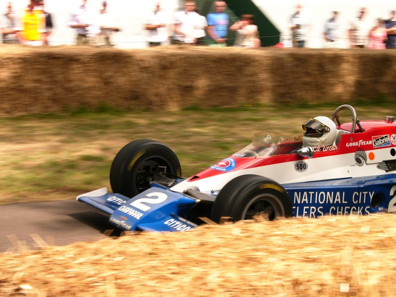 Goodwood Festival of Speed: A Teaser Gallery