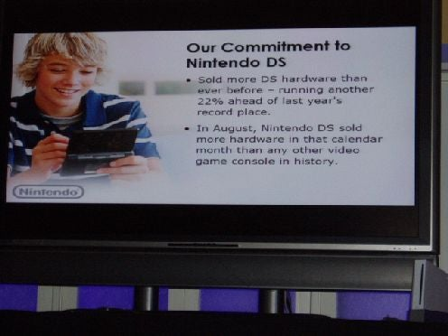 EA May Have Gotten An Early Look at DSi, New WiiWare Announcement Today
