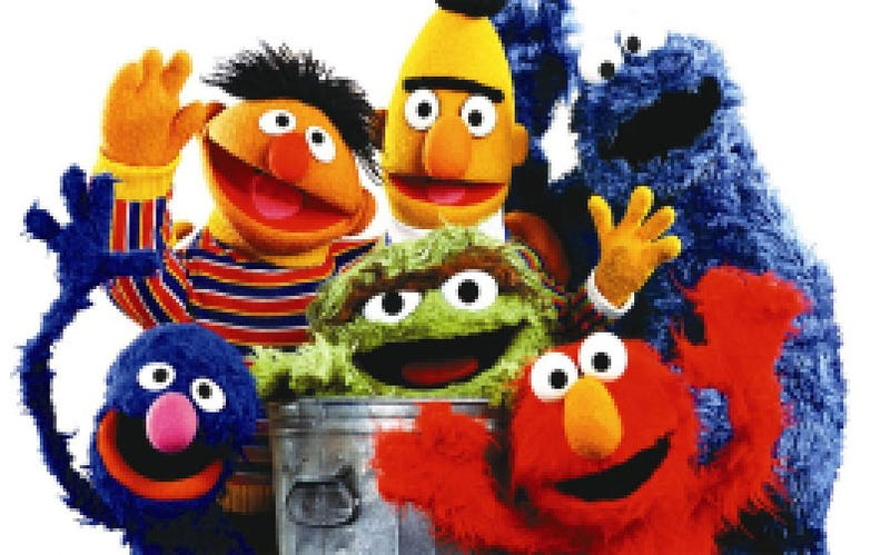 Sesame Street Says Video Games Are OK