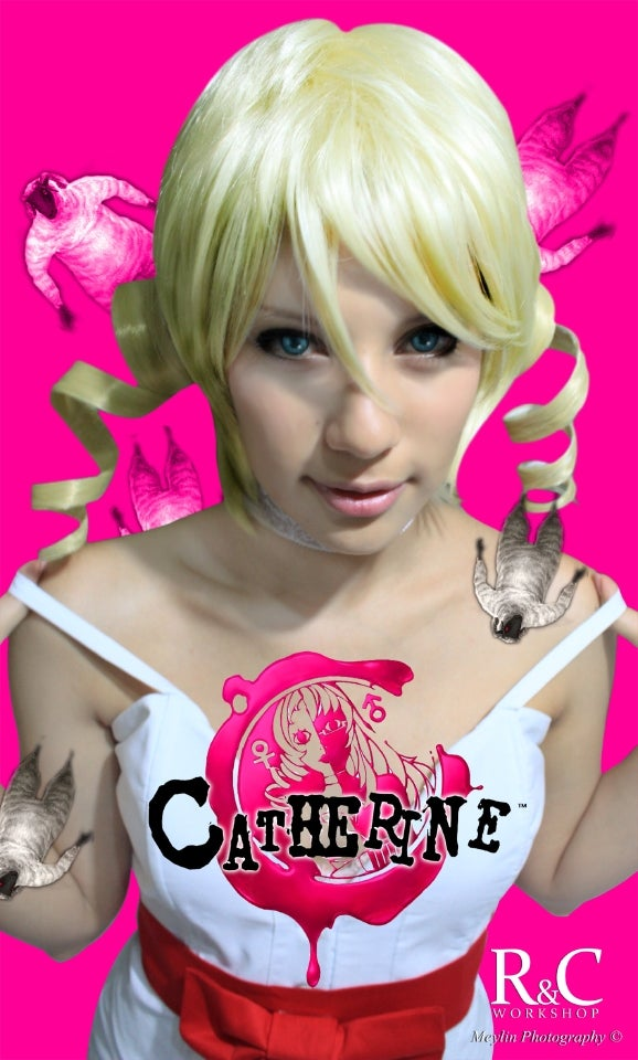 Honey, Will You Cosplay Catherine for Me Tonight?