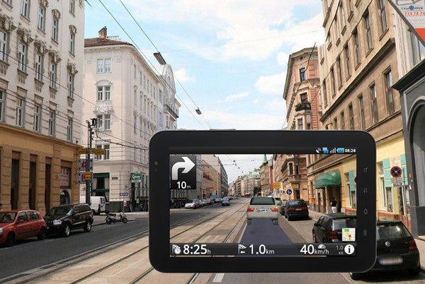 Route 66 Brings Augmented Reality to Android GPS Navigation