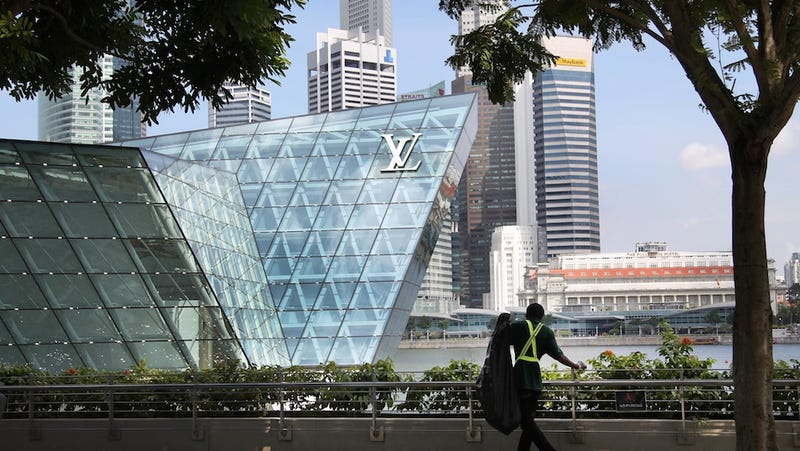Singapore Is The World's Most Expensive City to Live In