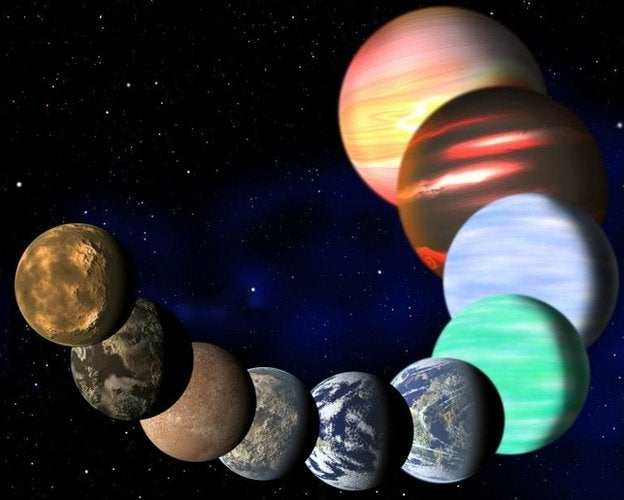 Astronomers say there are at least 17 billion Earth-sized planets in the Milky Way