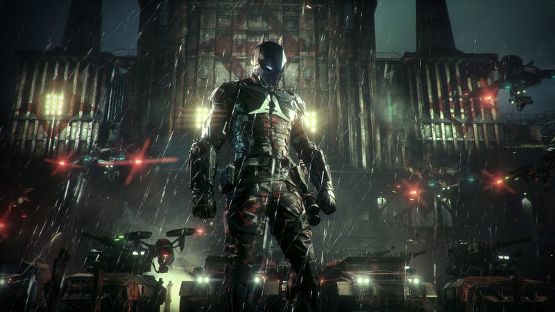 ​I Drove Batman: Arkham Knight's Batmobile