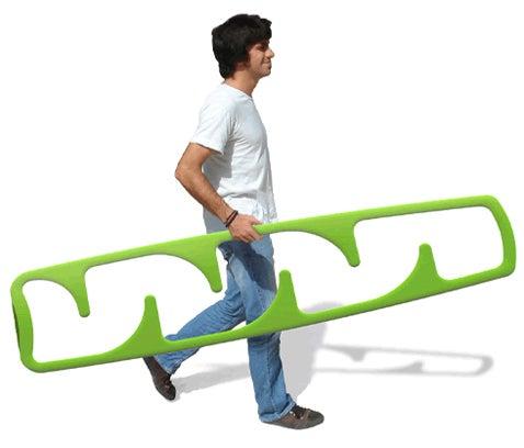 Cima Ladder Lacks A Spine