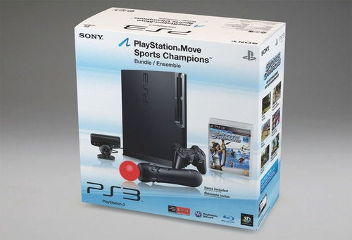 New, Higher-Capacity PS3 Models Coming This Fall