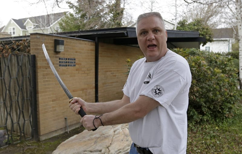Mormon Bishop Uses Samurai Sword to Prevent Mugging