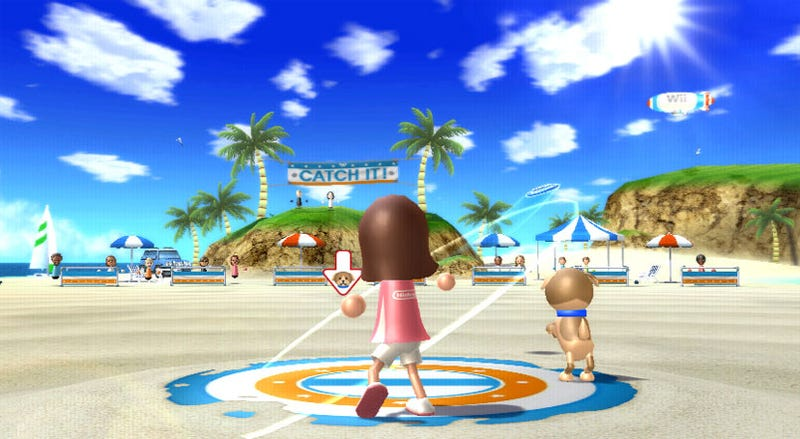 Nintendo's Newest Mascot Is The Wii Sports Resort Island