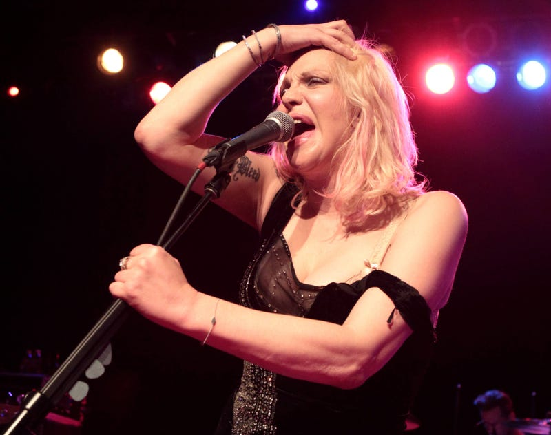 Courtney Love, Please Shut Up About Bruce Jenner!
