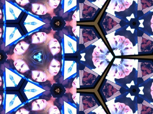 KaleidoVid Is a Fun Video Kaleidoscope For the iPhone