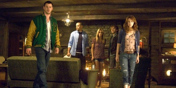 Yes, Cabin In the Woods is that f—king good