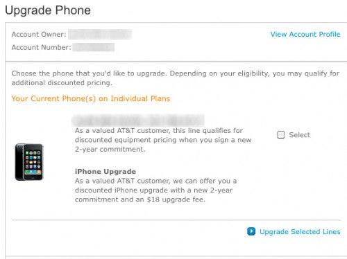 AT&T Makes Almost Everyone Eligible for a New iPhone