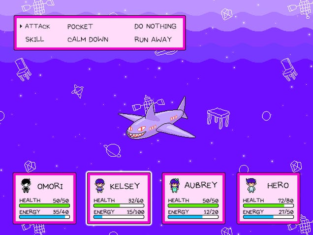 Game About Sad Nerd Looks More Fun Than It Sounds