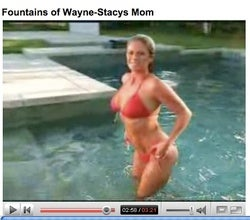 Sean Stewart's Fountains Of MILF