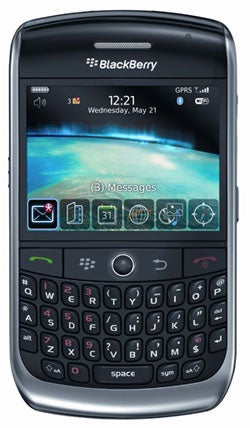 BlackBerry Curve 8900 For Business Pricing Revealed