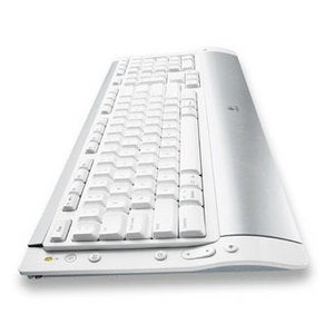 Logitech S530 Laser Mac Keyboard & Mouse Set