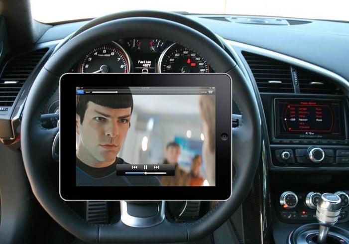Keep Your Damn iPad Out Of My Car