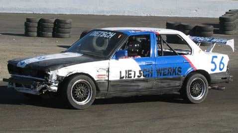Ride At LeMons With Team SFF1's BMW 325e!