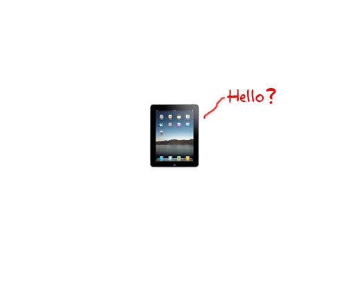 Mini iPad To Launch Next Year...Says Digitimes