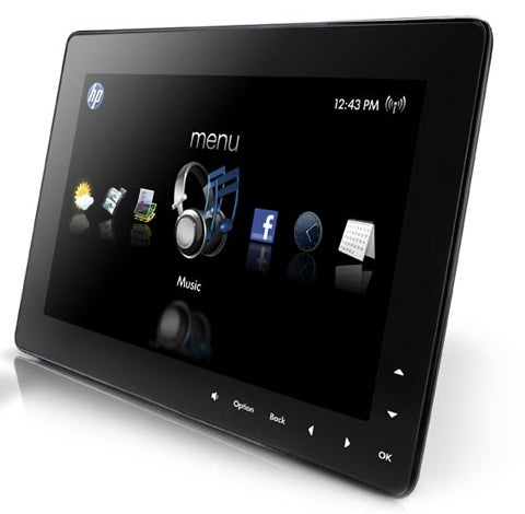 HP DreamScreen Brings Pandora, Media Streaming to the Digital Picture Frame