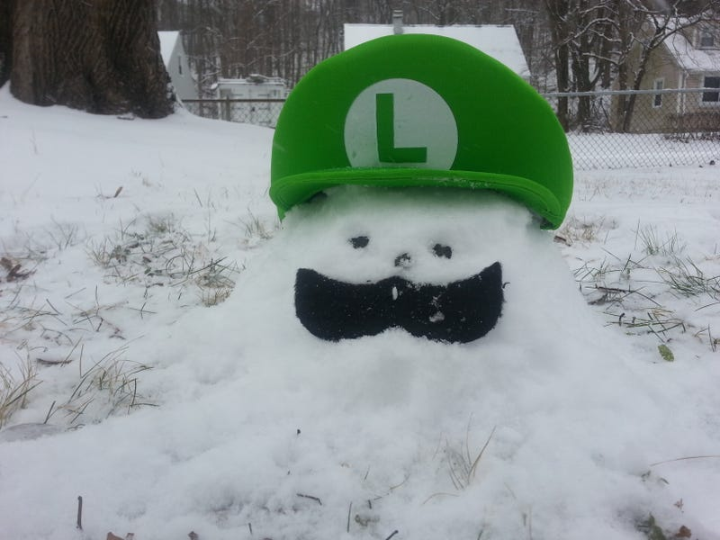 The Year of Luigi (Lumpuigi), FTW!