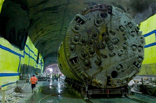 How New York's Subways Are Made