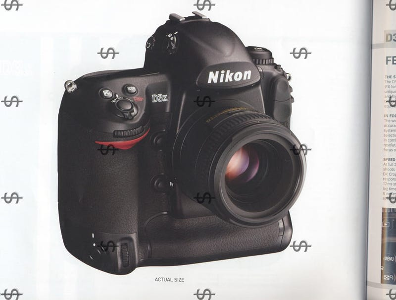Nikon D3x Specs Leaked: A Mighty Flagship Cometh