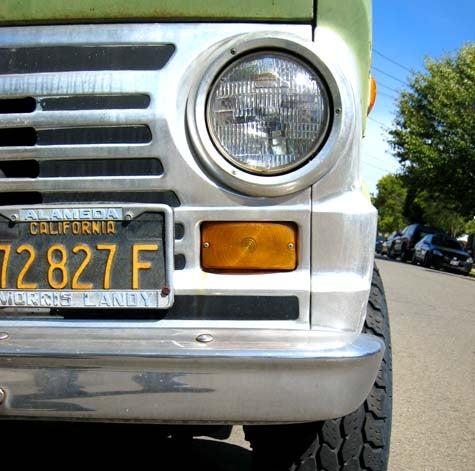 1969 Ford Econoline Custom 300 Super Van