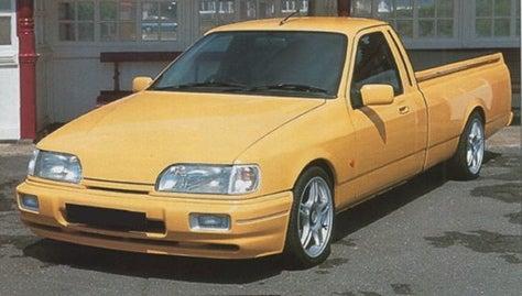 The Ford P100: Sierrachero!