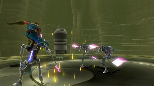 Star Wars The Clone Wars: Republic Heroes Detailed