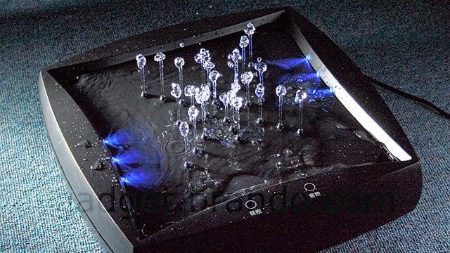 Desktop Bellagio Fountains—Awe and Wonder Sold Separately