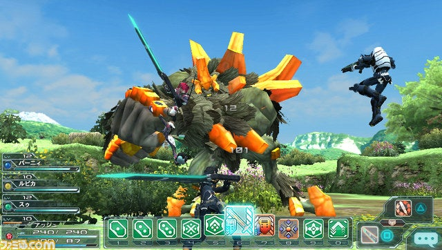 Phantasy Star Online 2 Will Also Be on on Smartphones